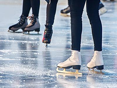 ice skating borovets
