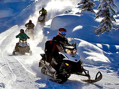 ski doo in borovets