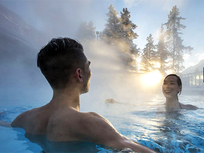 thermal pool escape from borovets